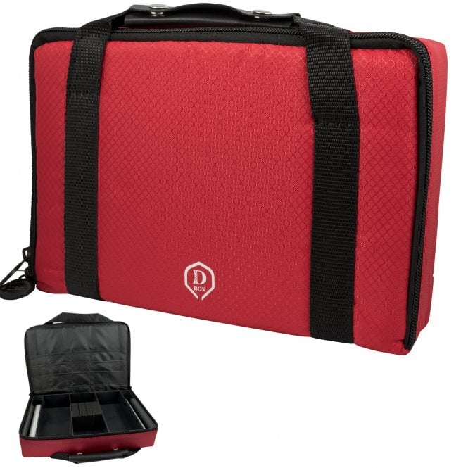 One80  - Master D Box - Solid Extra Large Dart Case