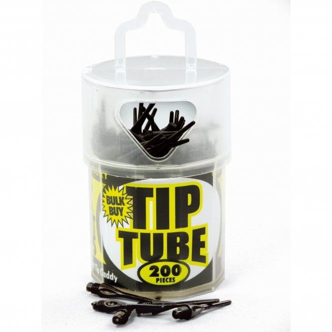 Harrows  Soft Tip Accessories - Dimple Tip Tube - (200) - 2ba
