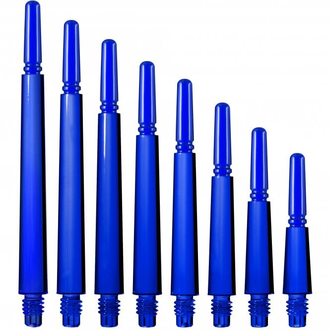 Cosmo Darts Cosmo Fit Shaft Gear - Spinning - Normal - Clear Dark Blue