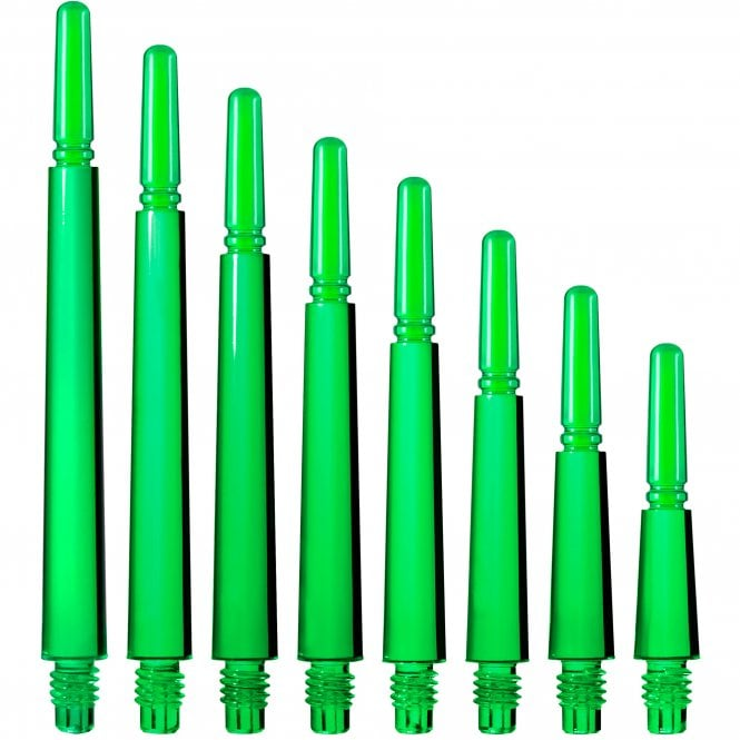 Cosmo Darts Cosmo Fit Shaft Gear - Spinning - Normal - Clear Green