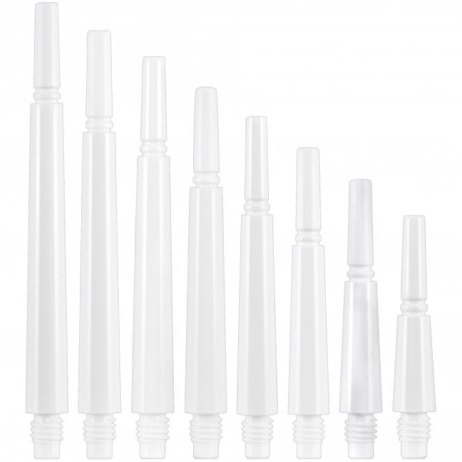 Cosmo Darts Cosmo Fit Shaft Gear - Locked - Normal - White