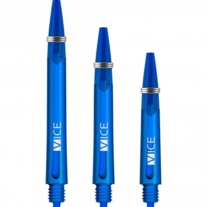 One80  Vice Shafts - Stems with Springs - Blue