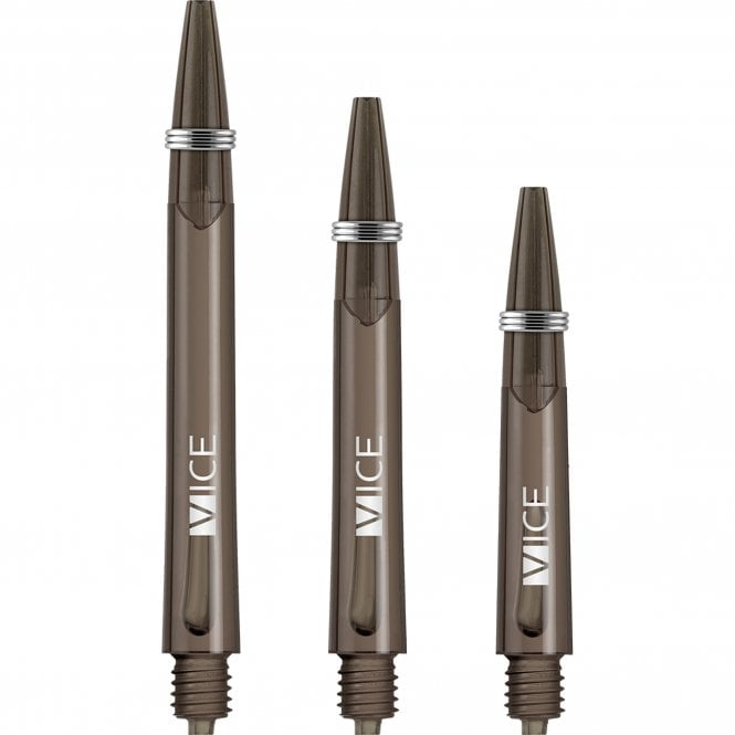 One80  Vice Shafts - Stems with Springs - Grey