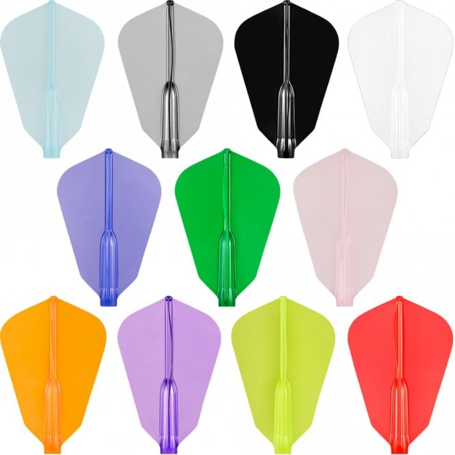 Cosmo Darts Cosmo Fit Flight AIR - use with FIT Shaft - F Shape