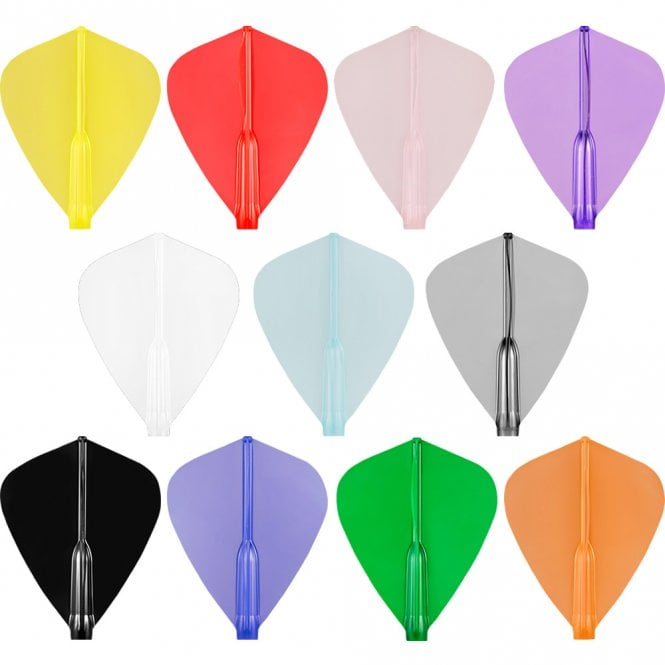 Cosmo Darts Cosmo Fit Flight AIR - use with FIT Shaft - Kite