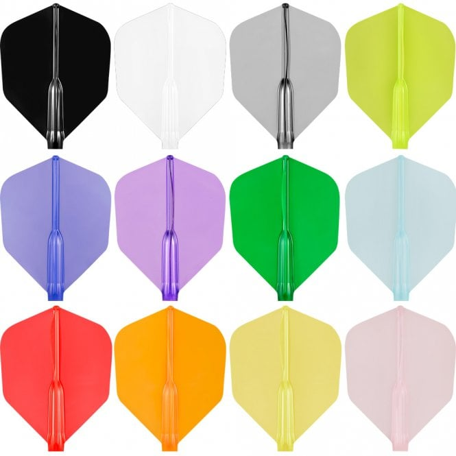 Cosmo Darts Cosmo Fit Flight AIR - use with FIT Shaft - Shape