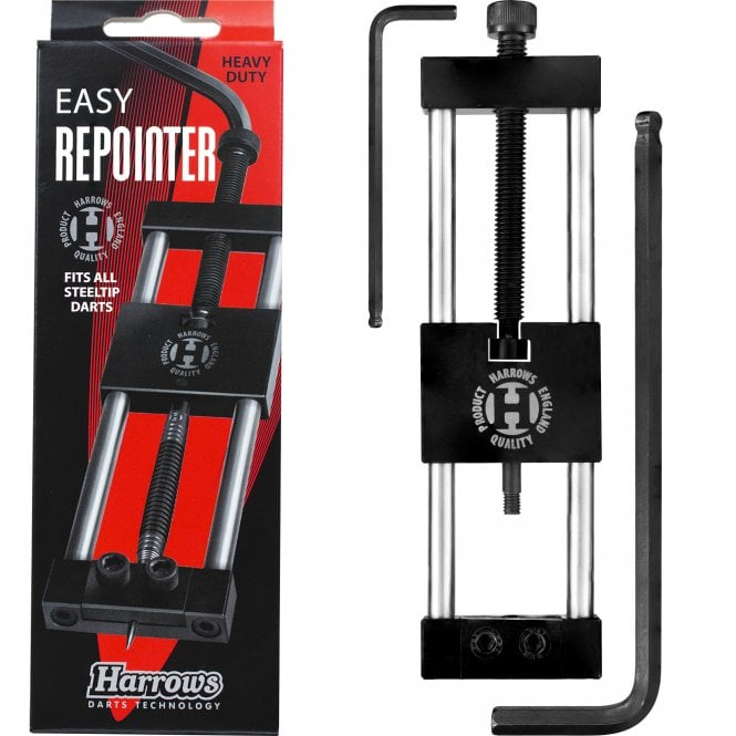 Harrows  - Easy Repointer - Repointing Tool - for any Steel Tip Points