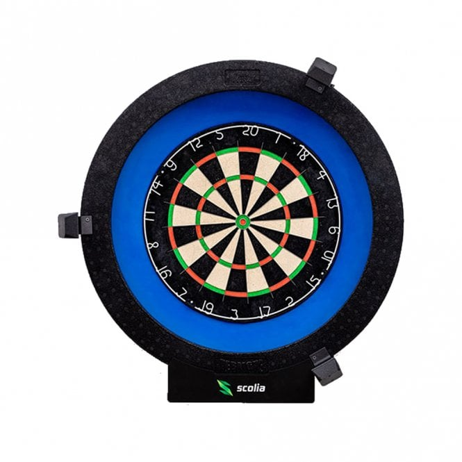 Scolia  Home - Automatic Scoring System for Steel Tip Darts - UK - Home Edition