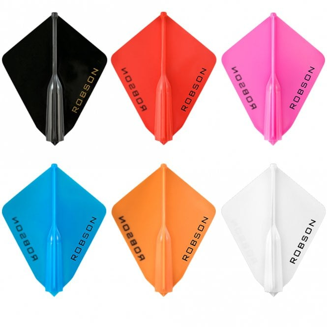 Robson  Plus Dart Flights - for all shafts - Astra